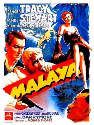 Malaya de Richard Thorpe