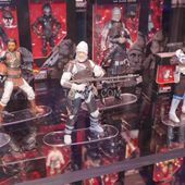 SDCC 2018 Gallery - Hasbro Star Wars Preview Night Display