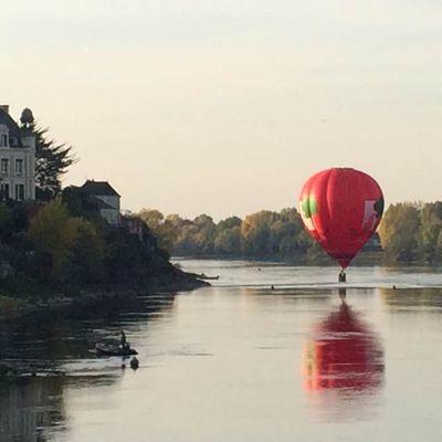 La Loire navigable dans les deux sens..