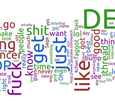 Dove mettersi le word cloud