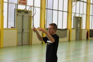 Tournoi interne de décembre 2009 à Villebon
