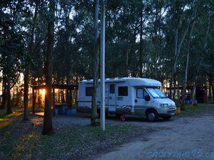 Elcida Paulier (Uruguay en camping-car)