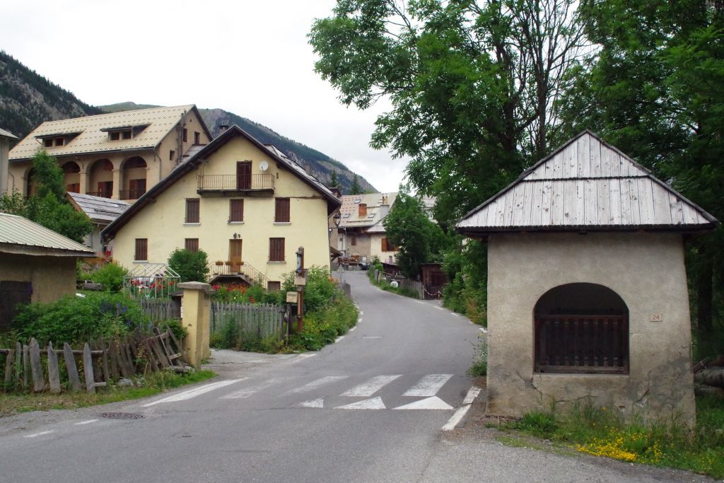 Une visite au village de Val-des-Prés, Hautes-Alpes
