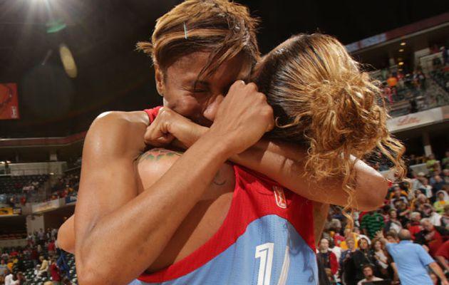 Angel McCoughtry mène Atlanta vers les finales WNBA