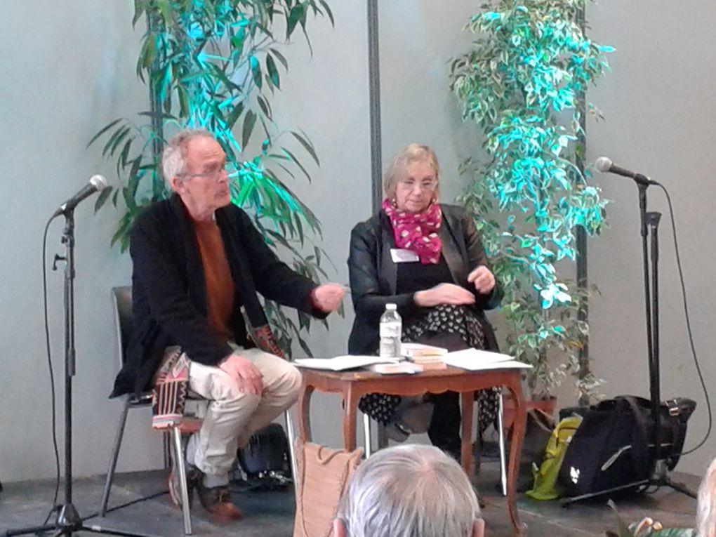 Album - Rencontre littéraire avec Jean-Pierre Outers