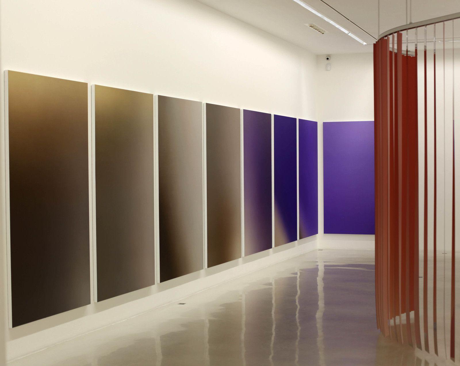 """""""Perimeter 03"""", 2020 de Pieter VERMEERSCH - Courtesy de l'artiste et de la Galerie Perrotin © Photo Éric Simon"""