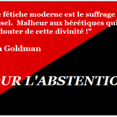 ★ Abstention sans complexe - Socialisme libertaire