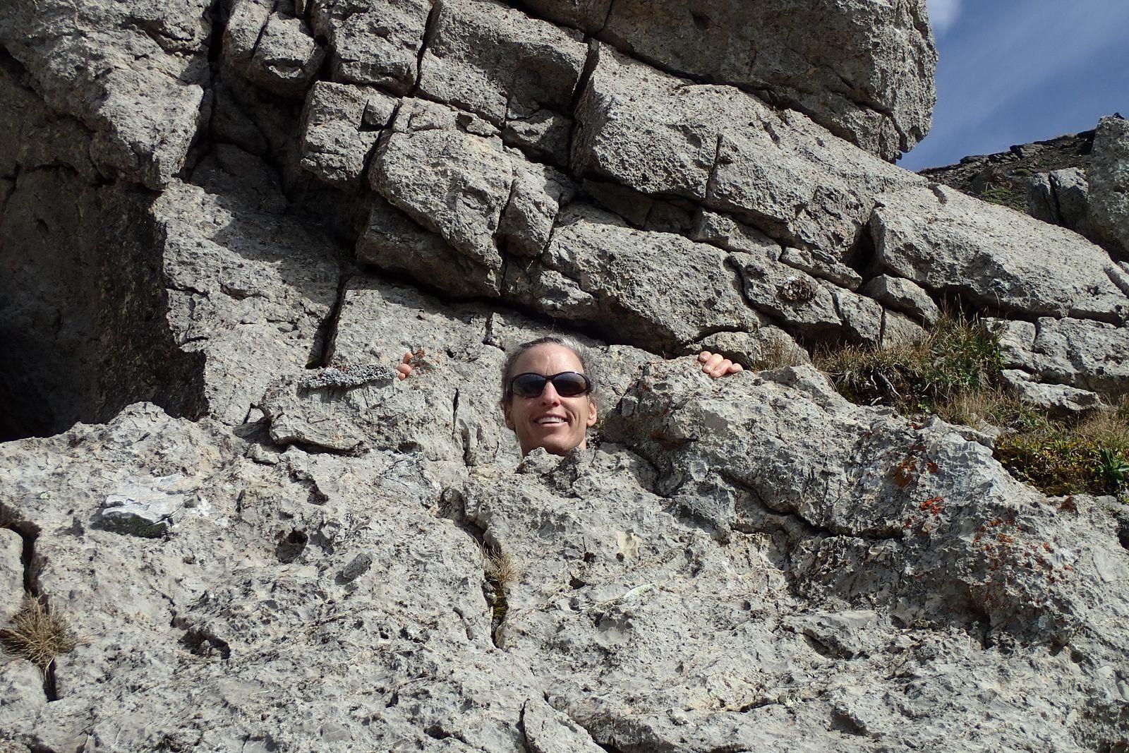 Mont de Grange : Montagne du Pertuis > Arête de Coicon