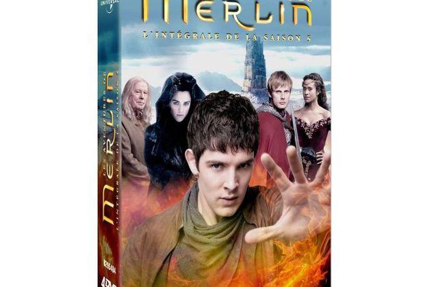 Saison 5 de Merlin en février sur Gulli.