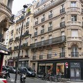 Rue Lentonnet Paris 9ème arrondissement. Musée vivant de l'architecture de la fin du XIXème siècle. - Montmartre secret