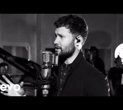 Calum Scott - You Are The Reason (Acoustic / 1 Mic 1 Take) [Live From Abbey Road Studios]