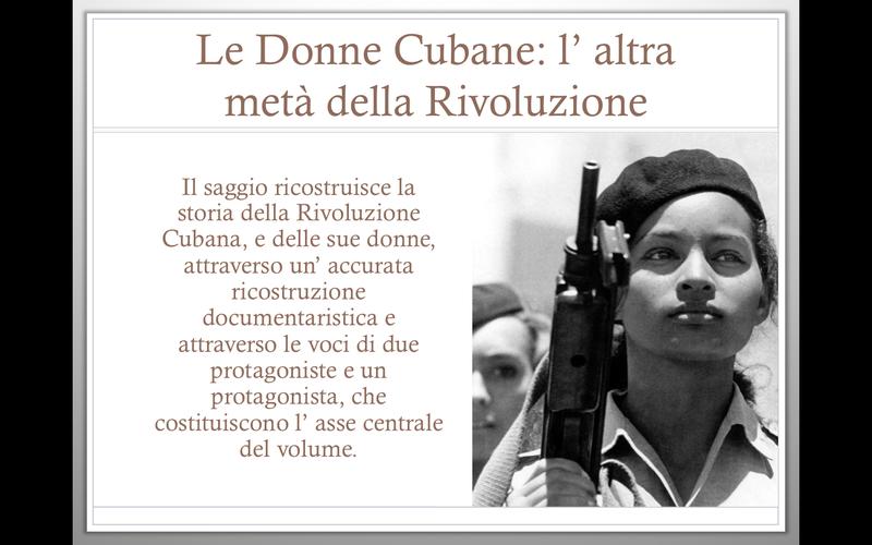Donne Cubane: l' altra metà della Rivoluzione