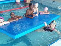 Dernière séance de piscine CM1/CM2