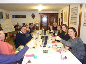Vino Passion Soirée dégustation Champagnes