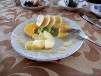 Restaurant ''la Kasba'', Tafraoute (Maroc en camping-car)