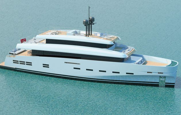 Exclusivité - Wallyace 43, le nouveau super-yacht de Wally