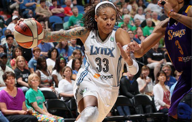 WNBA: Minnesota reprend la main face à Los Angeles