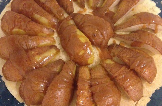 La tarte aux poires d'A. Benallal