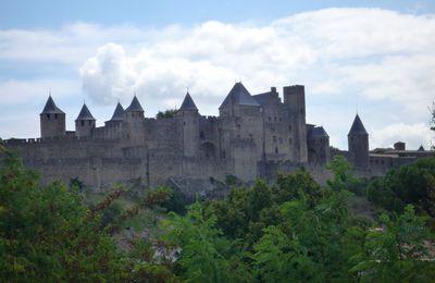 A la découverte de la cité médiévale de Carcassonne !