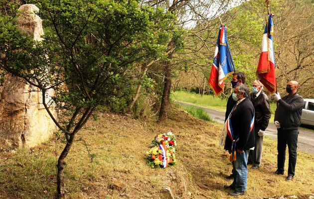 Commémoration nationale de l'abandon des Harkis à Nouzet (12)