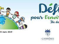 Defi Environnement à Carrières-sous-Poissy le samedi 23 mars !