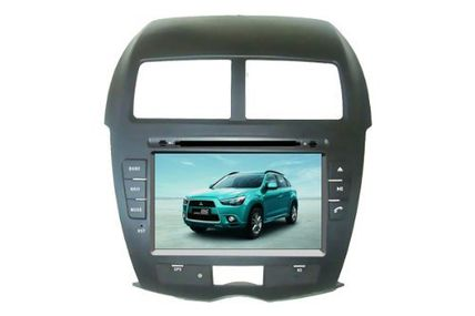19 inch lcd tv | For sale Pino For MITSUBISHI ASX 2010-2012 / PEUGEOT 4008 2012/ CITROEN C4 8 inch HD touch screen In dash DVD Player GPS Navi System With Steering Wheel Control + Support iPod iPhone+Bluetooth+FM