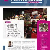 La Gazette Du Patrimoine de l'armée de Terre N°49
