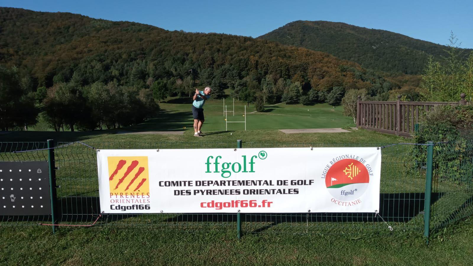 Championnat Départemental de Golf des P.O.