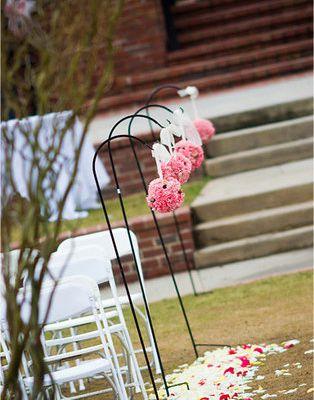 décoration de mariage thème princesse