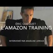 ERIC QUEQUET FONDATEUR DE L AMAZON TRAINING