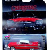1958 PLYMOUTH FURY FILM CHRISTINE GREENLIGHT 1/64. - car-collector.net