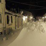 Record de chute de neige en Italie : 256 cm en 18h à Capracotta le 5 mars 2015
