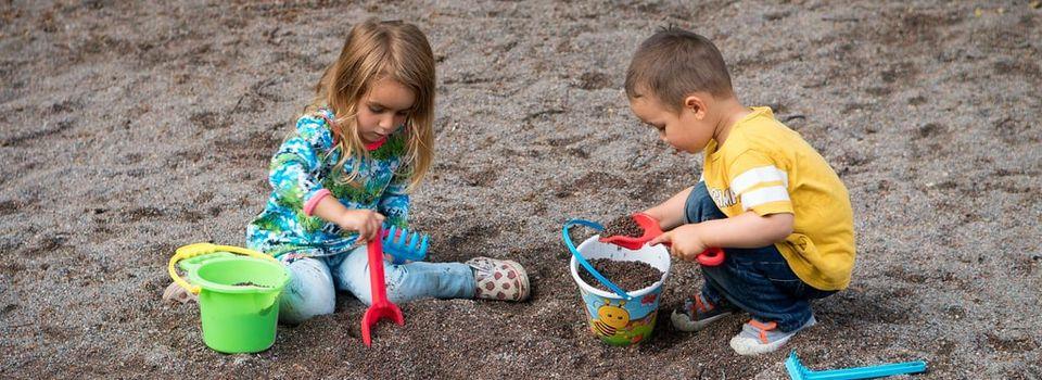 I giochi da fare in spiaggia con i bambini