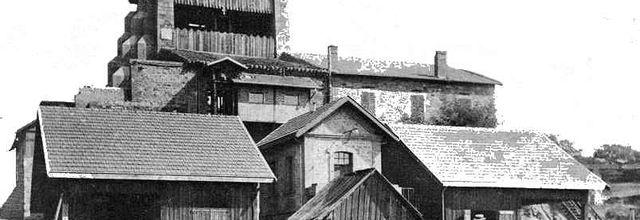 Catastrophe mine de Coincy 1928