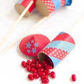 4th of July Party Favors - Firecrackers - Tried & True