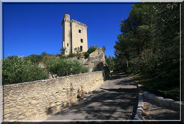 Diaporama château de Barbentane