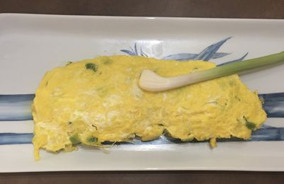 OMELETTE A L'AILLET
