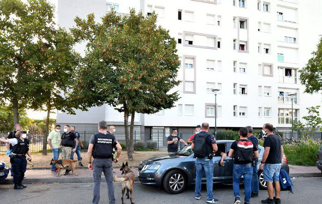 LES IZARDS LE PIRE QUARTIER DE FRANCE