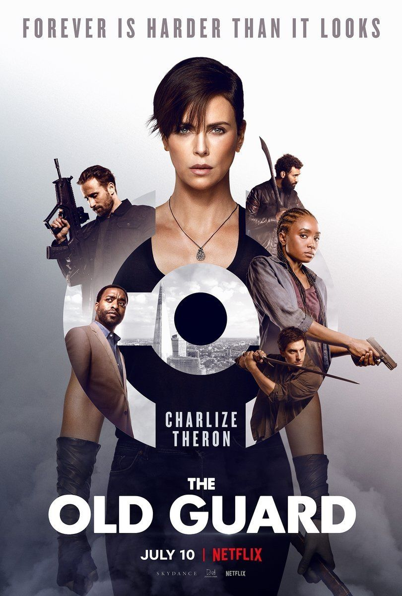 Film Netflix, The old Guard, Charlize Theron, avis, critique