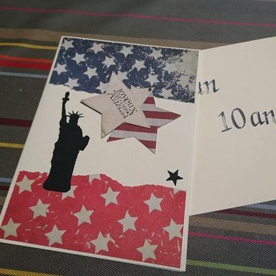 Carte New York