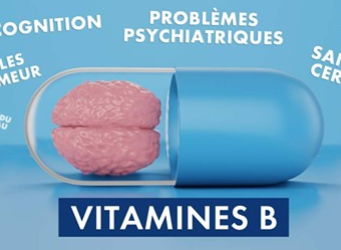 Comment les vitamines B améliorent la santé du cerveau