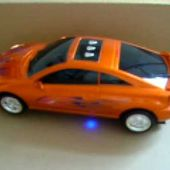 VIDEO MINIATURE TOYOTA CELICA SOUND & LIGHTS 1/18 HAPPY WELL - car-collector.net
