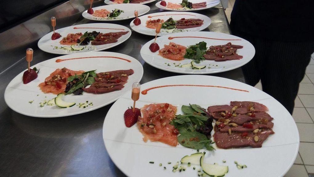 Perpignan/Gastronomie: le chef cuisinier Joachim Tesson exerce au 860 à l'Hôtel de la Fauceille! interview par Nicolas Caudeville