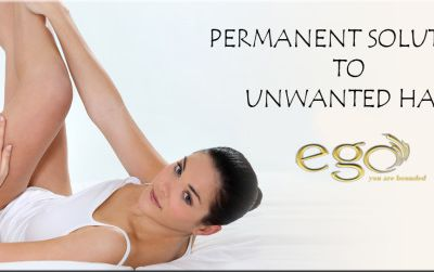 PERMANENT SOLUTION TO UNWANTED HAIR