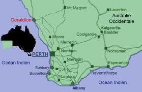 The Western Australia and the vine