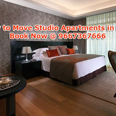 Find Ready to Move Studio Apartment in Noida