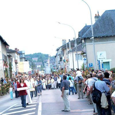 Le temps des processions 2009