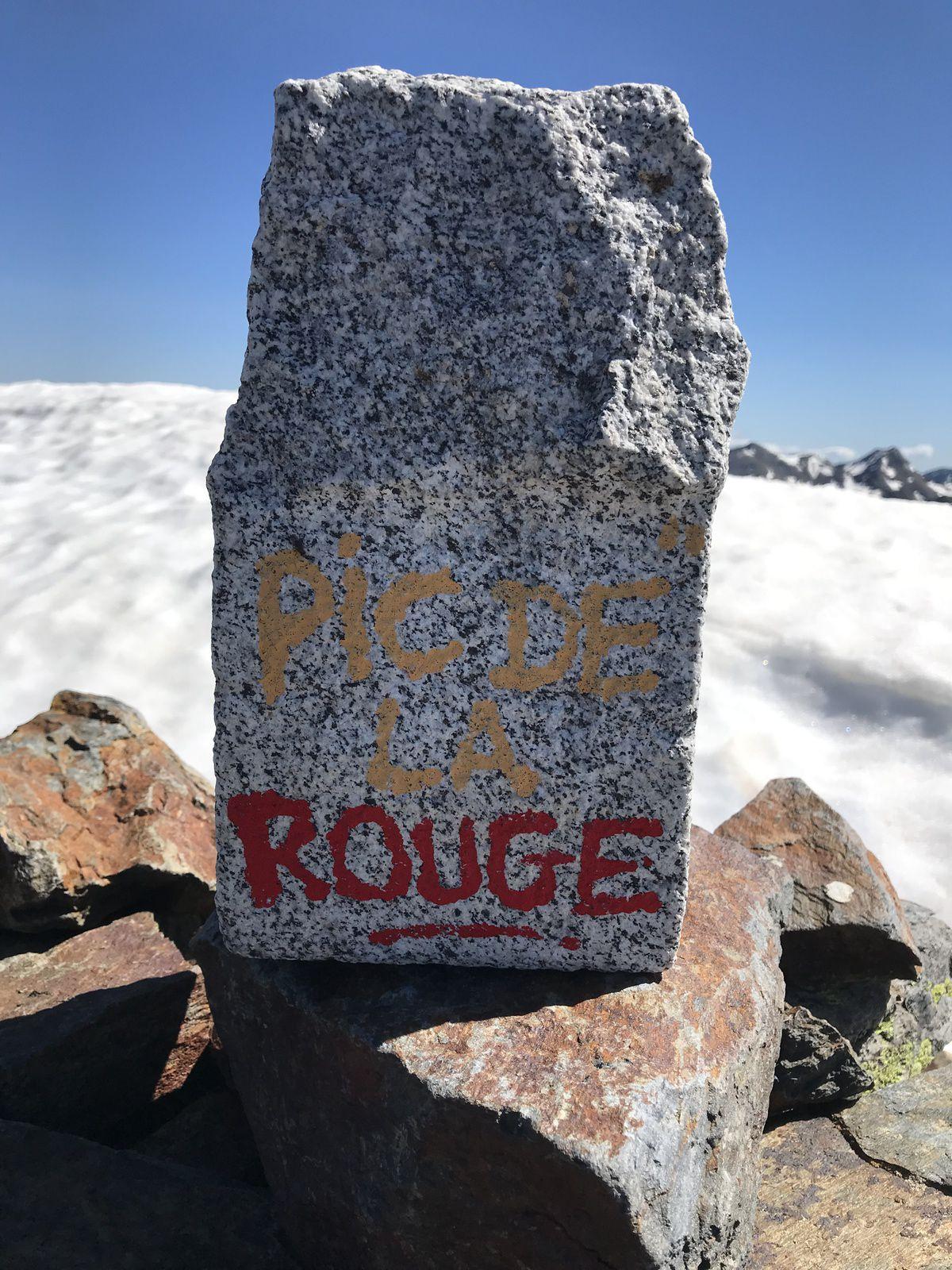 Et finalement, à 10h45 Le sommet.
