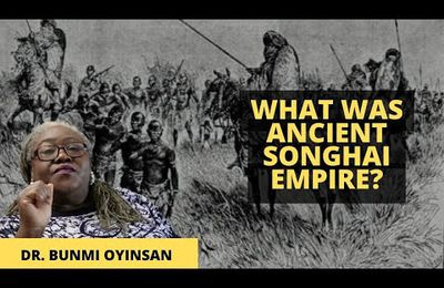 Sankofa Pan African Series - Do you know this about the ancient Songhai empire ?