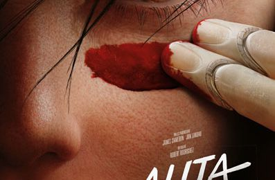 L'oeil de Crazy Bug : Alita: Battle Angel